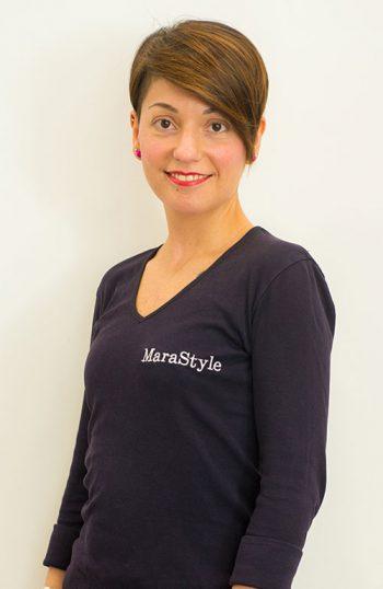 Vanessa, del team di Marastyle